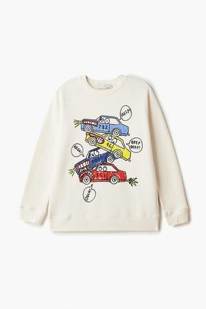 Свитшот Stella McCartney Kids Stella McCartney Kids 519113SLJ33 вариант 2